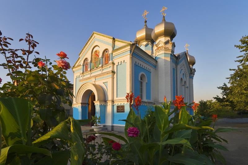 Розовский округ