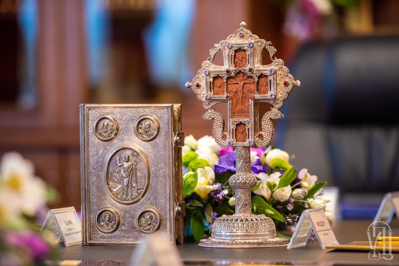 Обращение Священного Синода УПЦ в связи с распространением коронавируса COVID-19